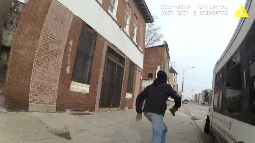Curtis Deal gun