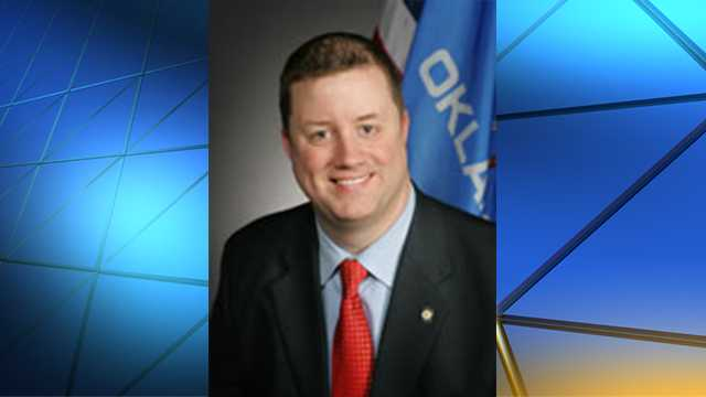 Oklahoma state Sen. Newberry announces resignation plans