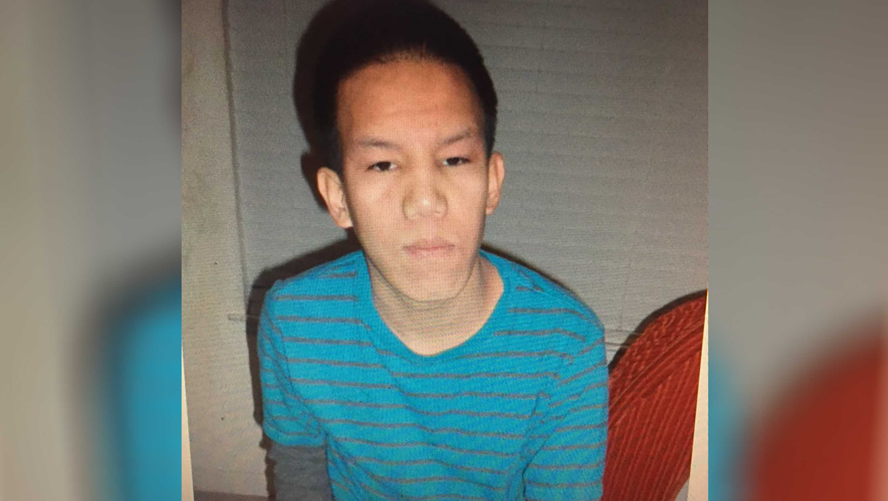 Daniel Chi, 34, was last seen Friday, Oct. 21, deputies said.