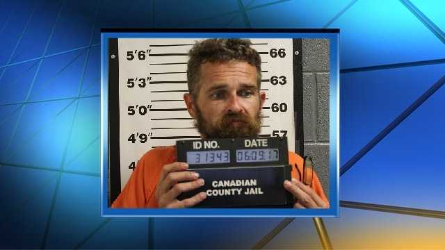 KOCO - Yukon man arrested