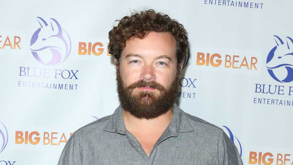 Actor Danny Masterson attends the premiere of 'Big Bear' at The London Hotel on September 19, 2017 in West Hollywood, California.