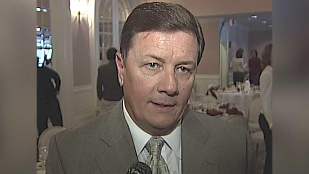 State Sen. Dave Cogdill in August 2008