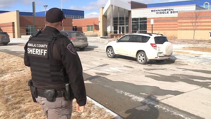 Douglas County deputies increase presence at schools after FL shooting