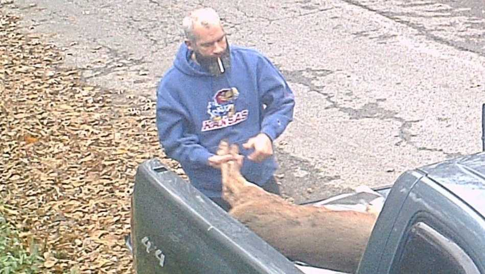 Deer dump at 18th, Vine