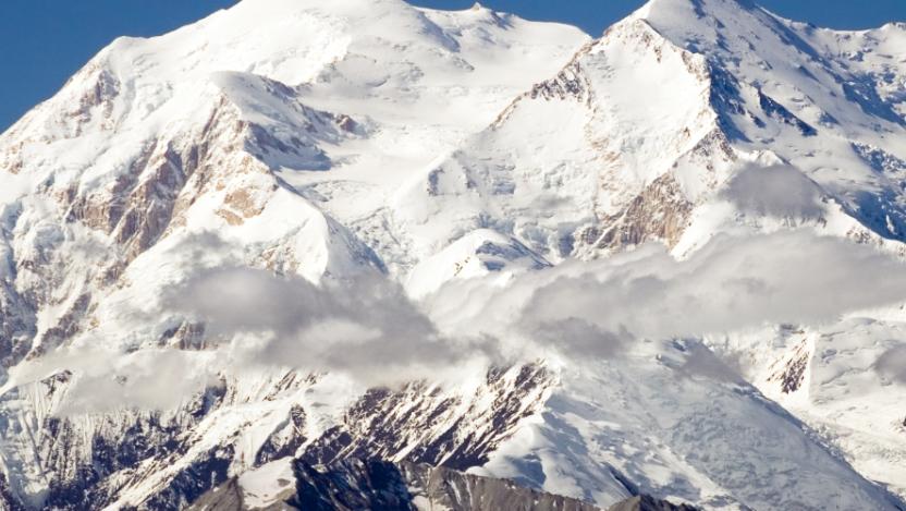 Nic McPhee- Denali mountain
