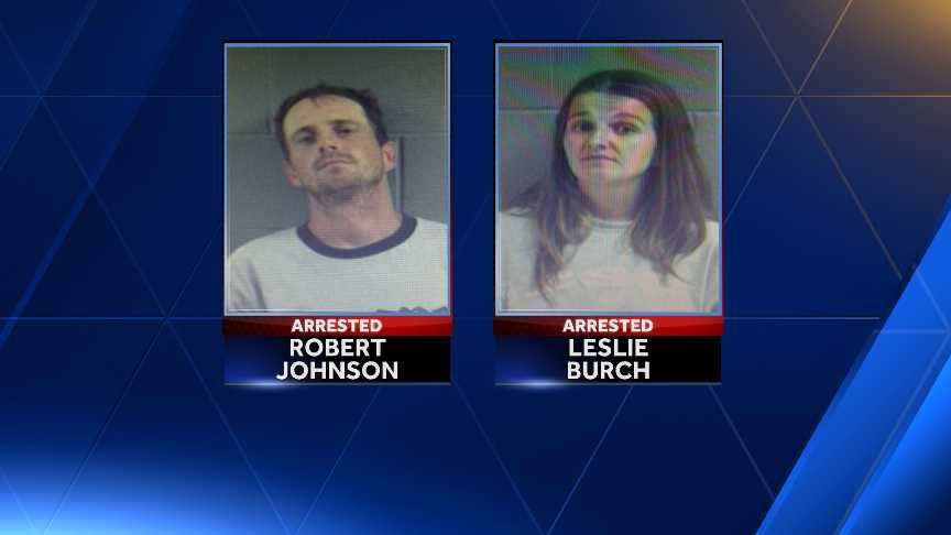 Duo arrested in church theft