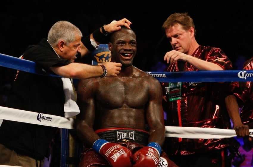 Deontay Wilder gets new opponent for return to boxing in November