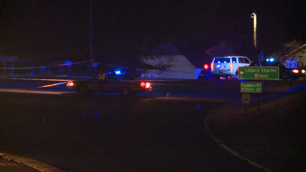 Greenville County deputy shooting