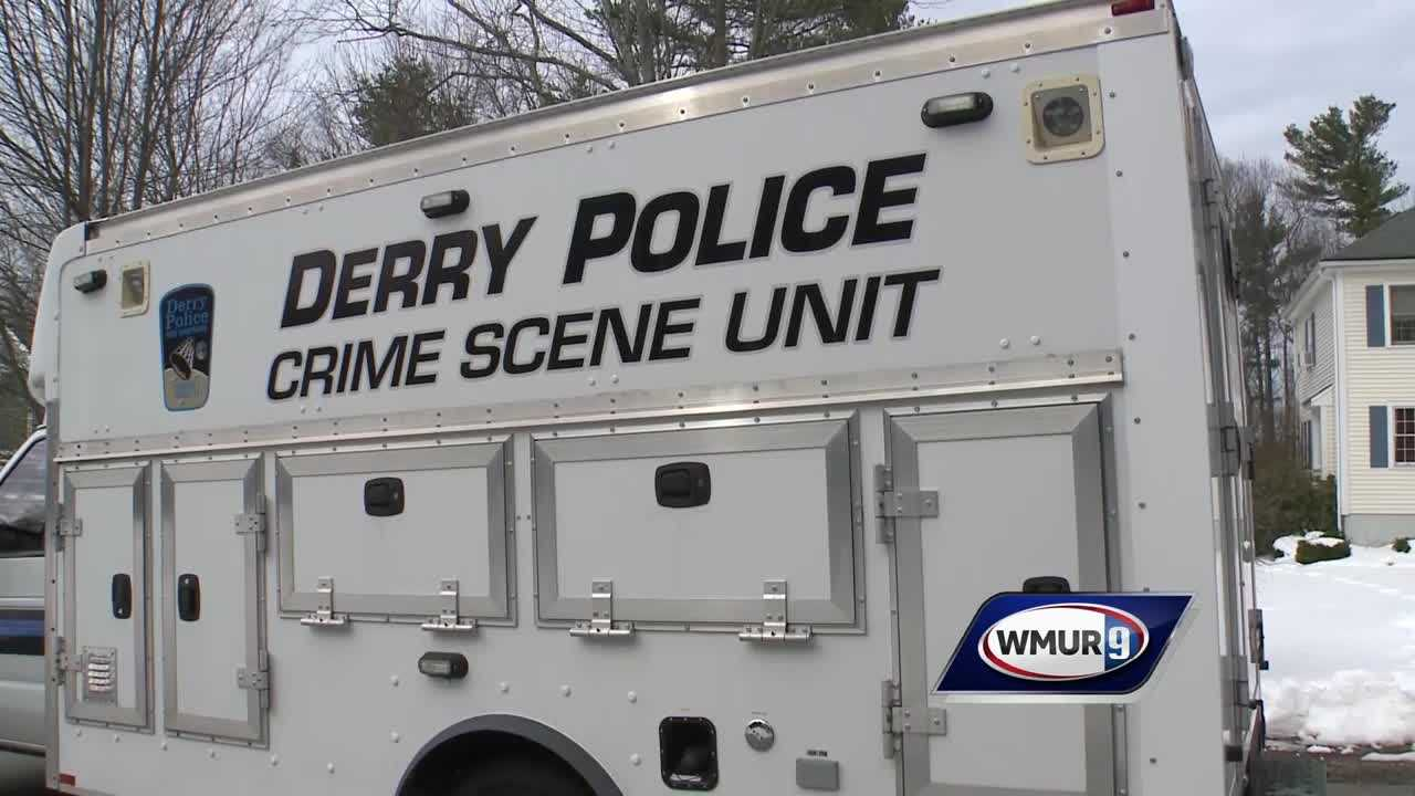 Derry police, shooting