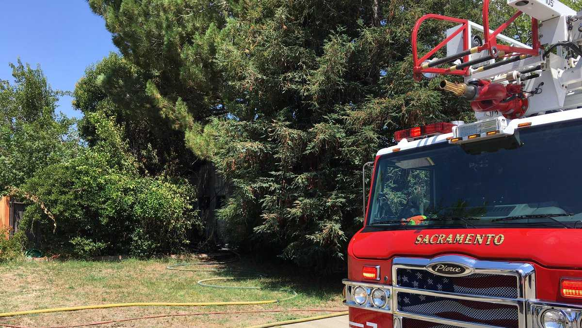 August 5, 2017 single home fire