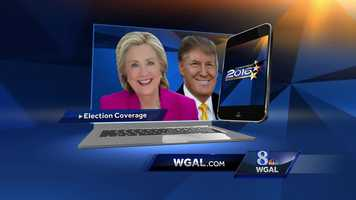 WGAL election coverage