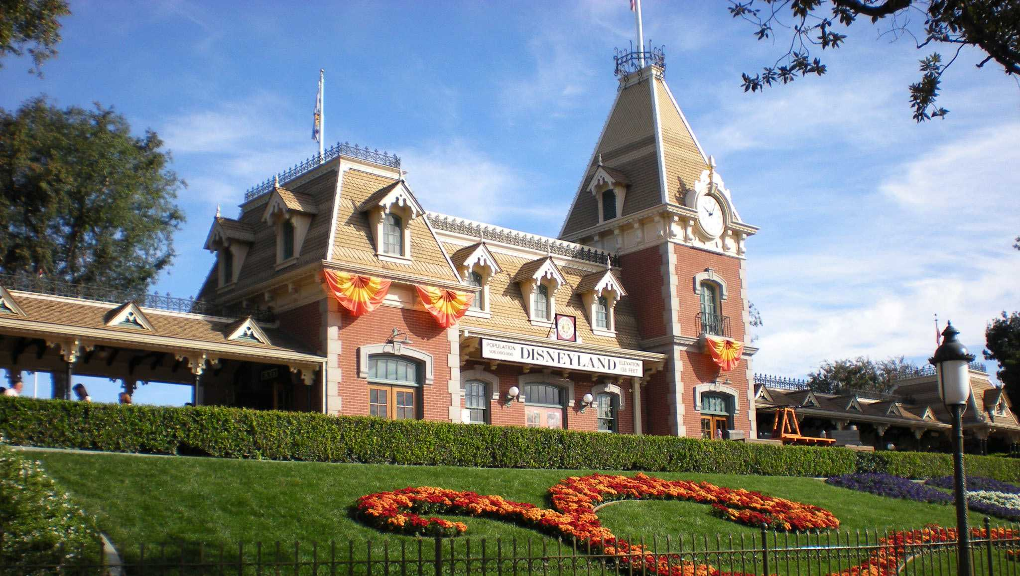 Disneyland file photo