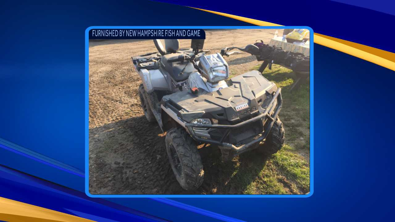 Man transported to hospital after ATV rolled onto him in Dixville