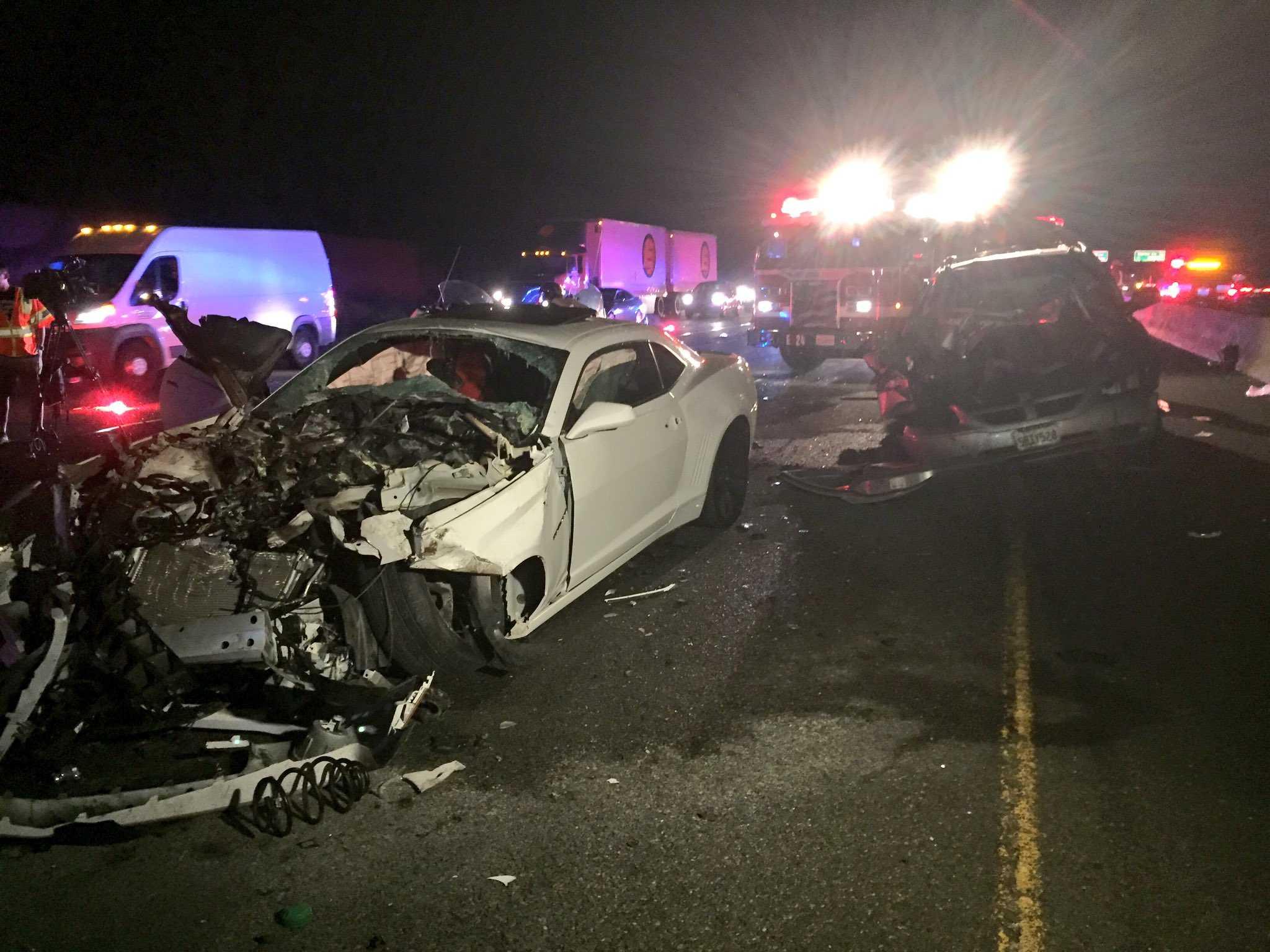 2 killed in Sacramento County crash on I-80 - Modesto news - NewsLocker