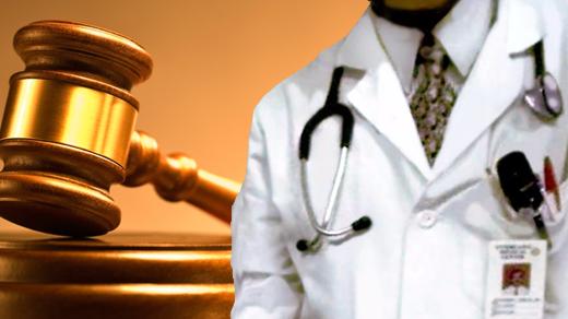 doctor, lawsuit, court
