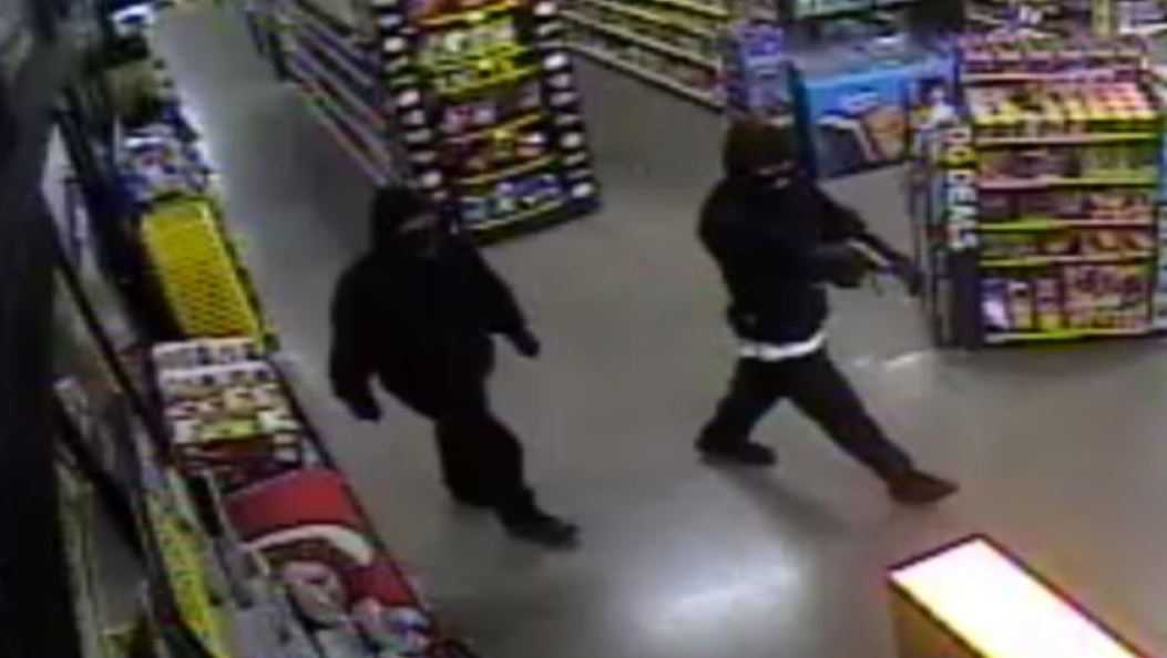 Dollar Store Robbery Perry County