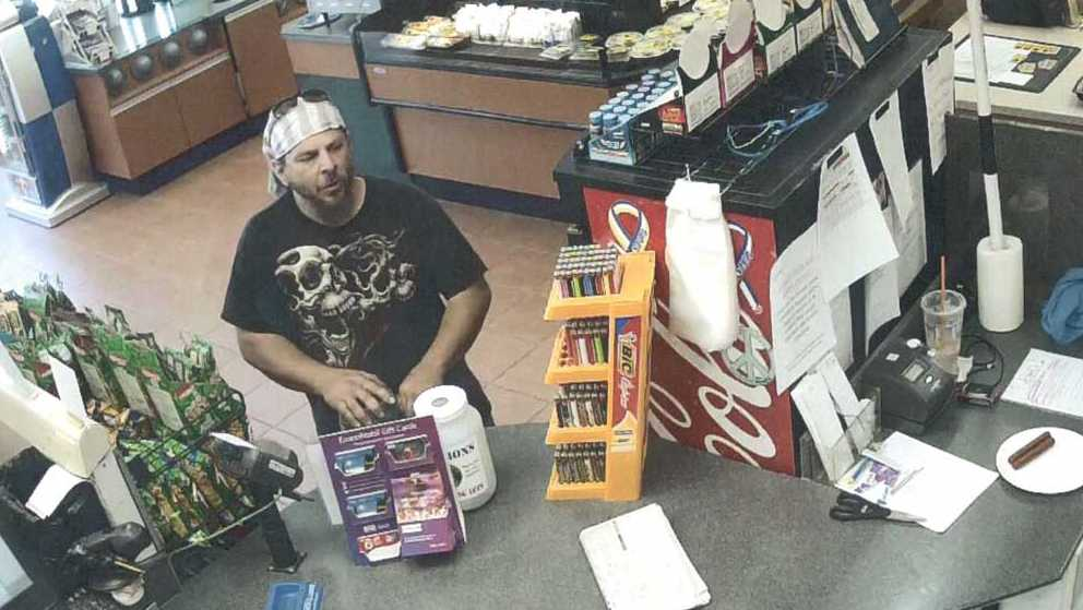 Man stole donation jar, police say