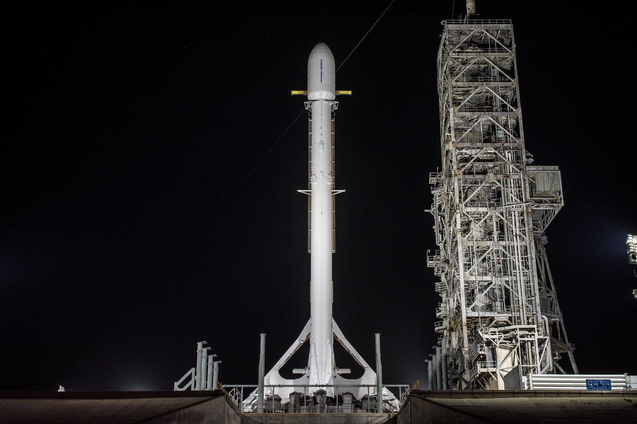 SpaceX to launch mysterious Zuma spacecraft from Cape Canaveral