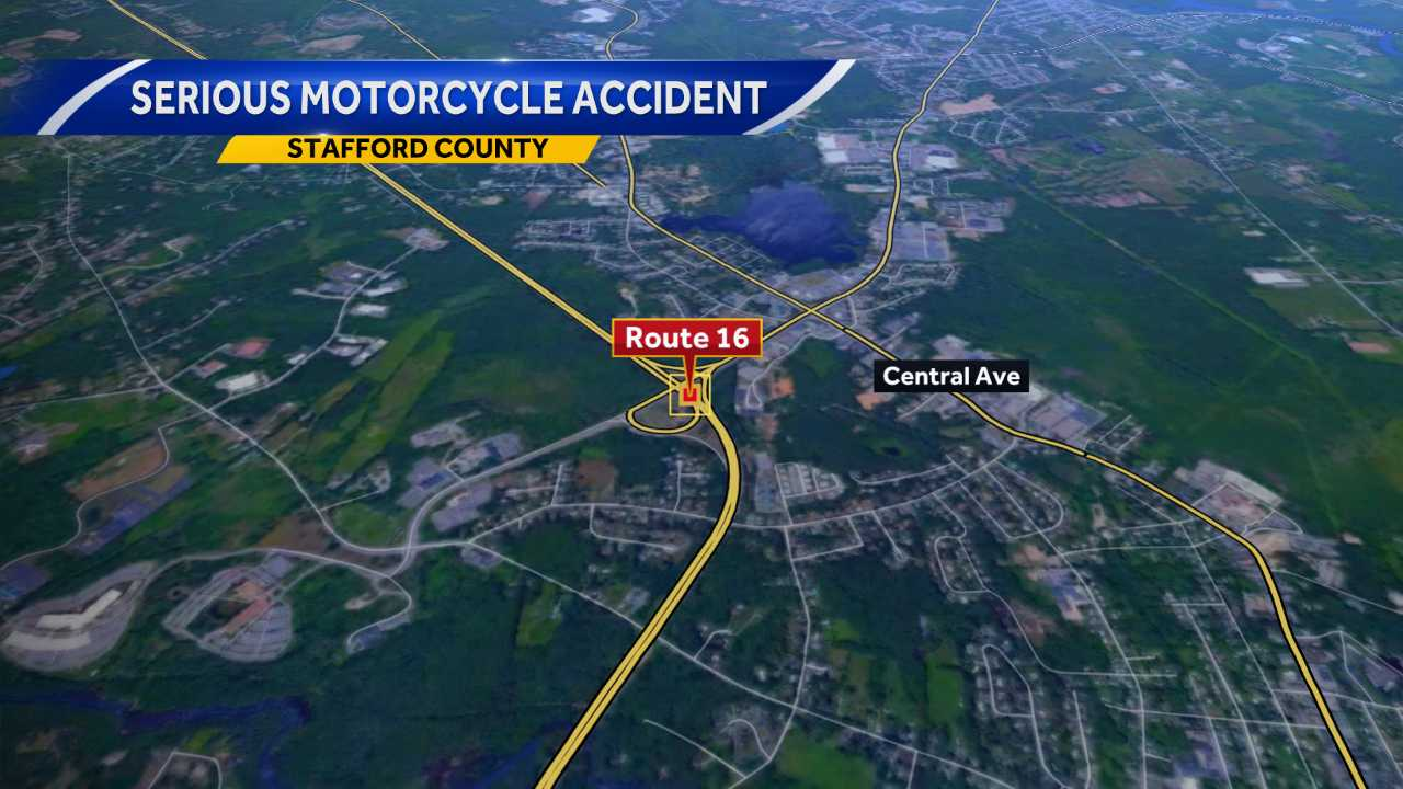 Motorcyclist critically injured in crash in Dover