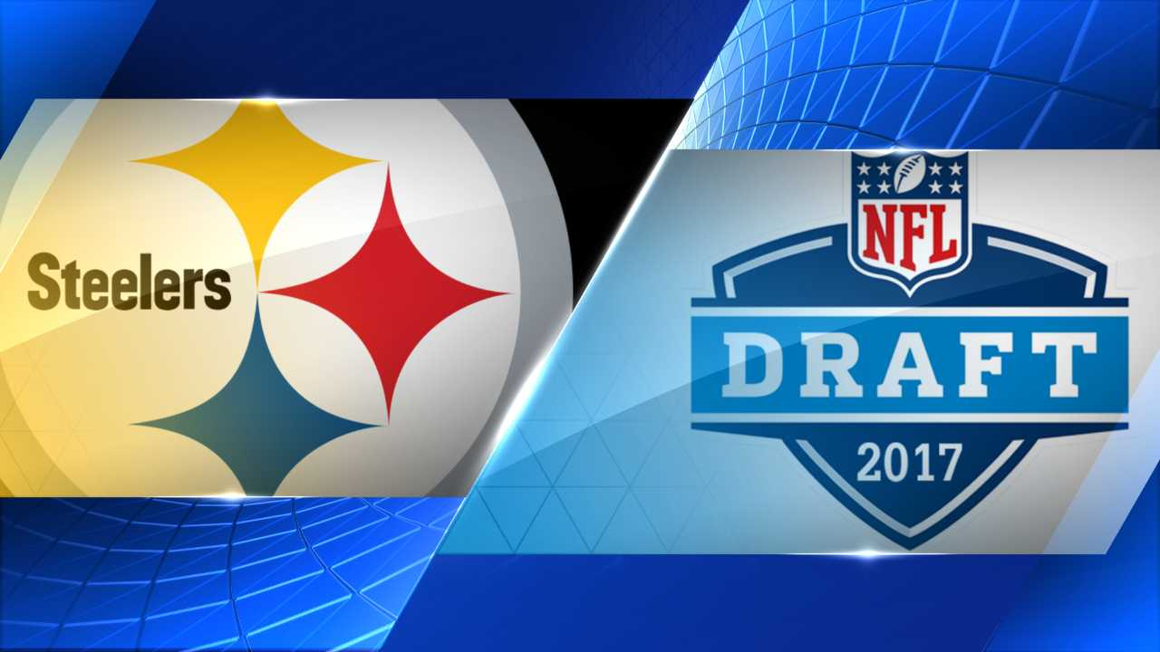 Image result for Pittsburgh steelers 2017 draft