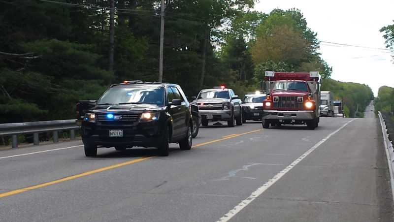 Dresden Route 27 crash