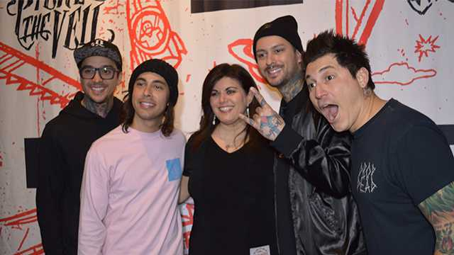 Stephanies blog meeting pierce the veil in montreal m4hsunfo