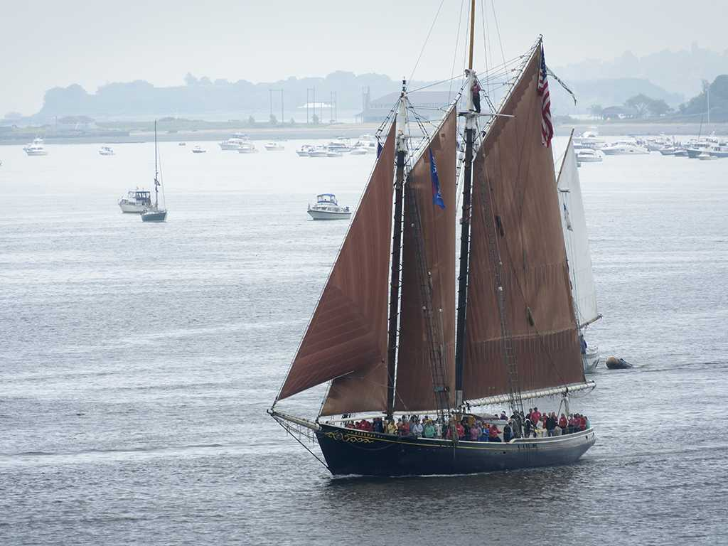 Sail Boston Grand Parade of Sail