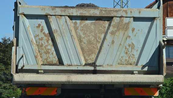 File photo pixabay dump truck
