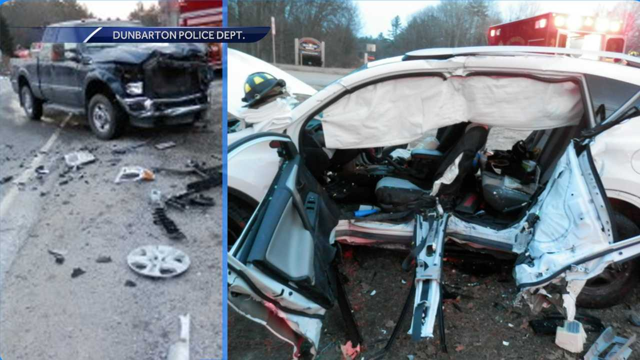 Accident caused serious injuries for one man
