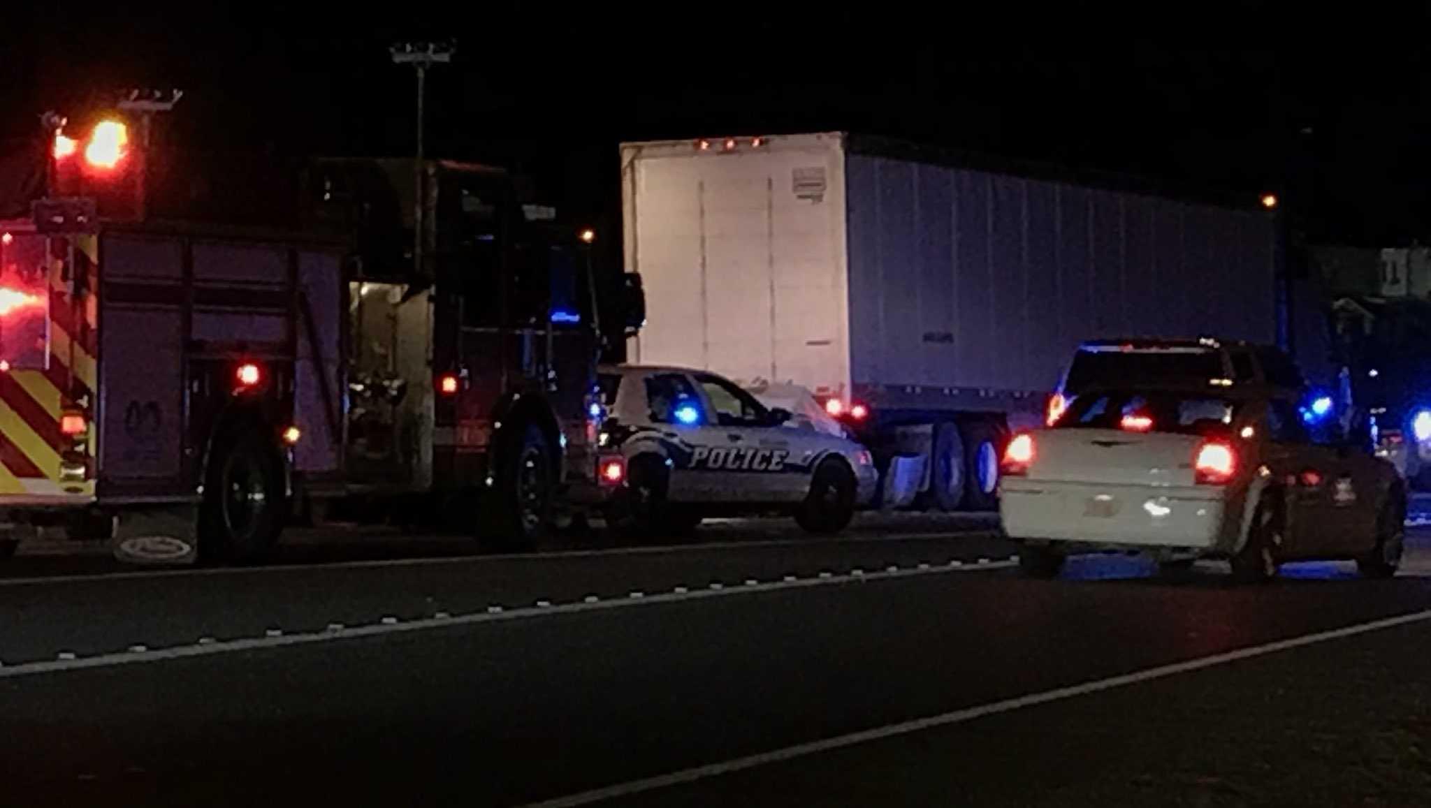 Pelham fatal crash