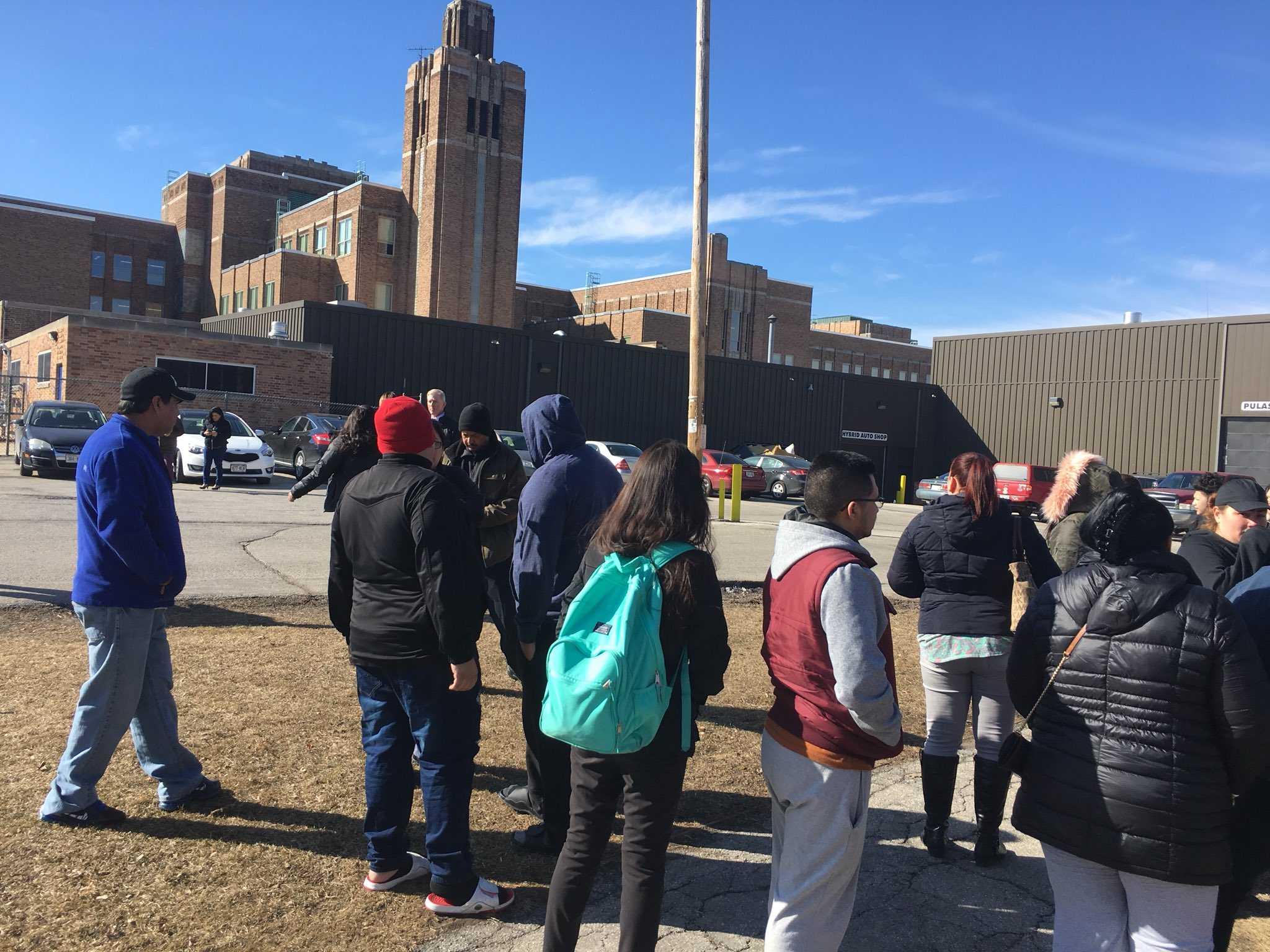 Police search Pulaski High School amid gun fear