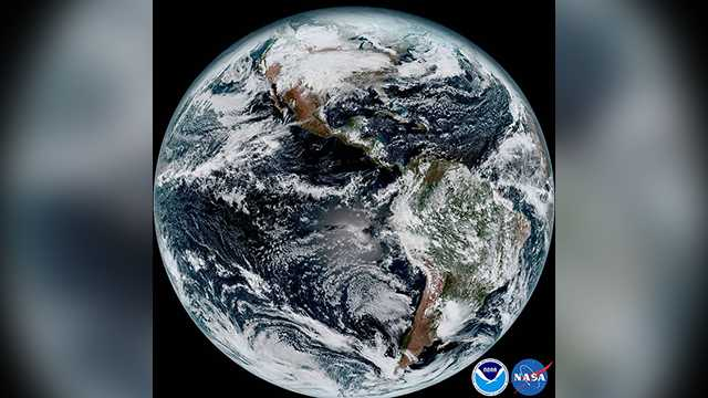 NASA puts the Earth up for adoption