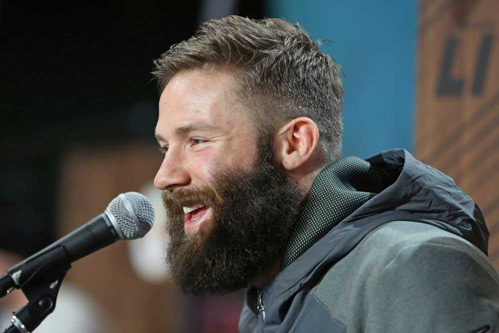 Patriots, Julian Edelman Agree on Multi-Year Contract Extension