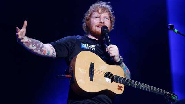 Ed Sheeran making stop at PNC Park this fall