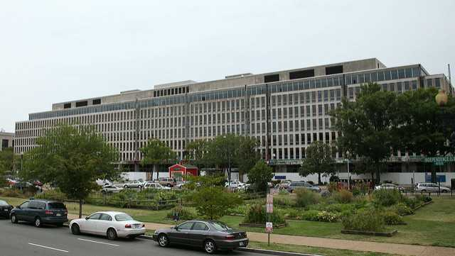 U.S. Education Department headquarters