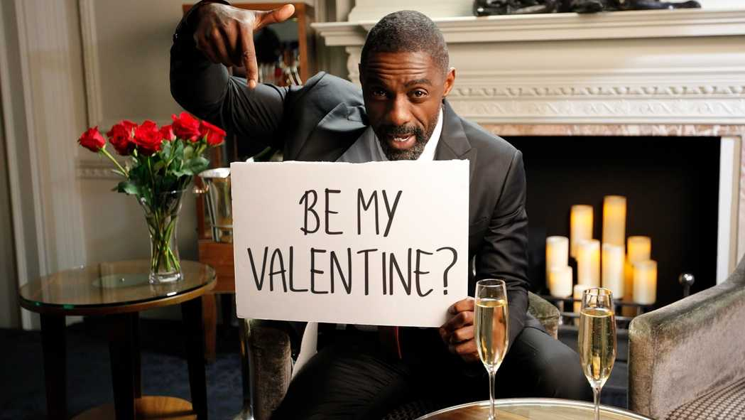 Idris Elba Valentine Contest