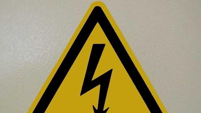 Electrocution risk
