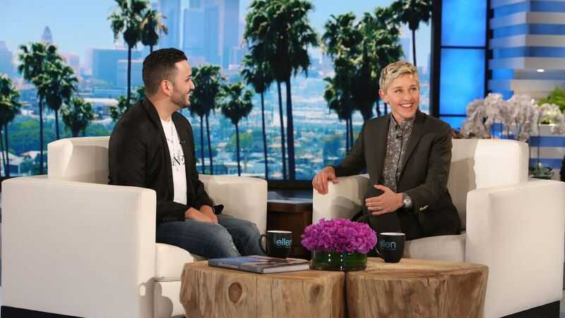 Ellen and Tony Marrero