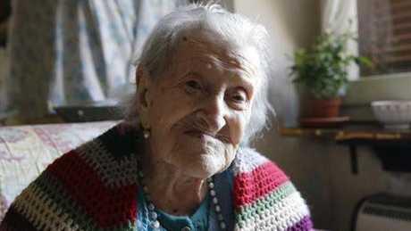 Emma Morano will turn 117 this week.