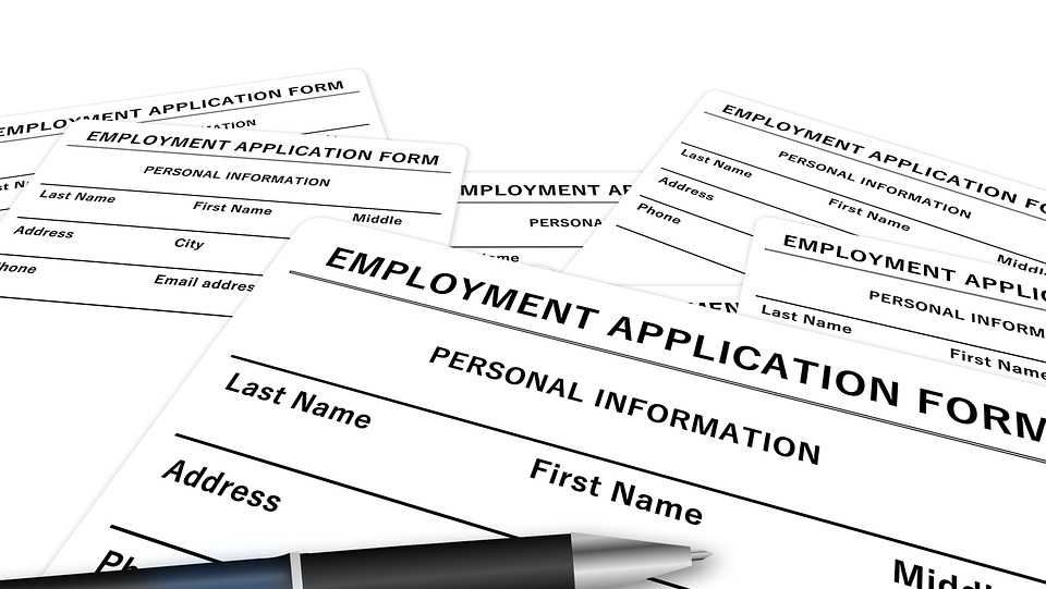 Employment, jobs, application