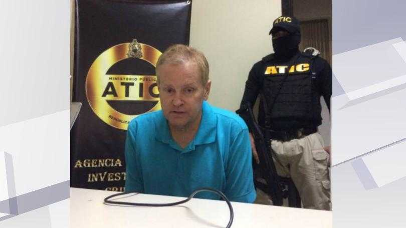Kentucky lawyer arrested in Honduras