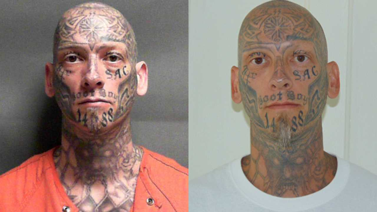 Heavily-Tattooed Fugitive From NH Captured In Pennsylvania