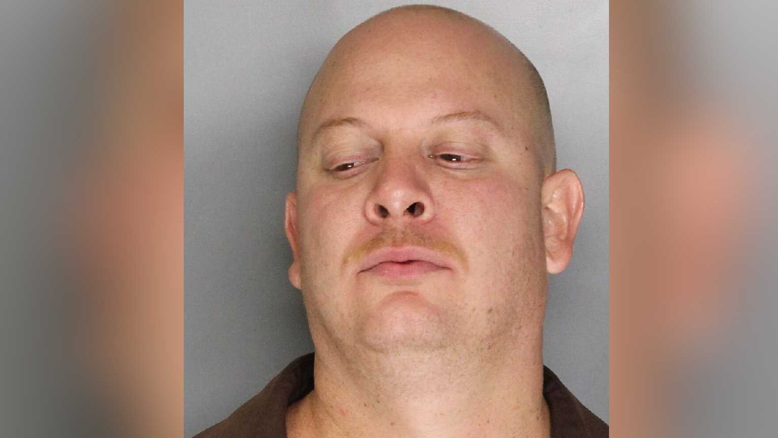 Eric Pauly, 35, of Citrus Heights, was arrested Tuesday, July 18, 2017, after a turtle was found stabbed and barbecued, the Elk Grove Police Department said.
