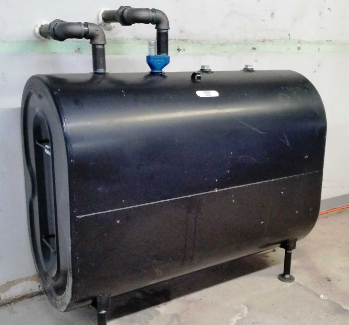 residential oil tanks