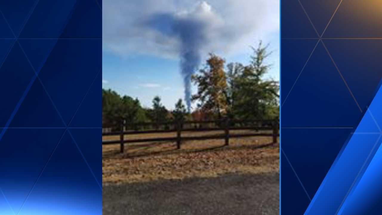 McCalla area explosion