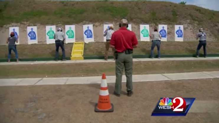 Sheriff training university faculty to carry guns on campus