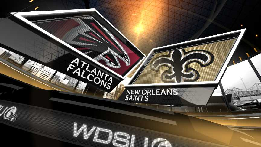Falcons vs. Saints