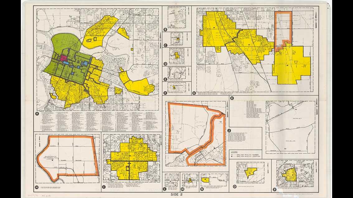 Here's where 130+ Sacramento County fallout