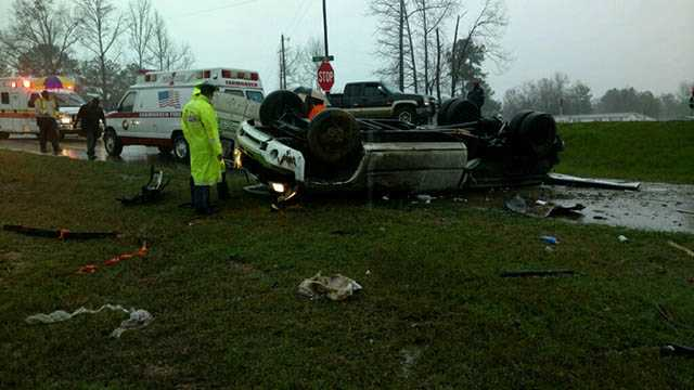 Madison County fatal wreck