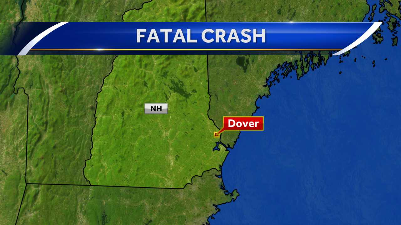 Fatal crash in Dover
